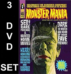 Monster Mania Bride Attack 50 Ft DVD 1997