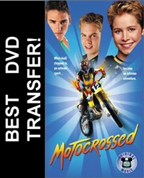 Disney's Motocrossed TV Movie on DVD 2001