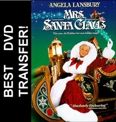Mrs. Santa Claus DVD 1996