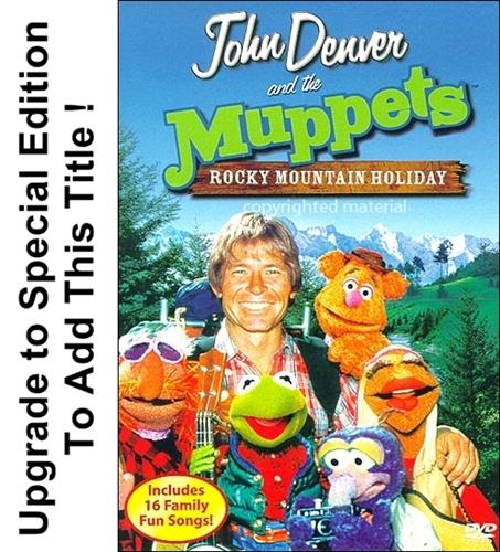 Muppet Family Christmas.A Muppet Family Christmas Dvd 1987 Jim Henson Kermit Piggy