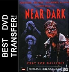 Near Dark DVD 1987 Lance Henriksen Bill Paxton