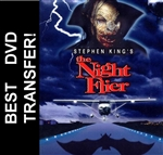 The Night Flier DVD 1997