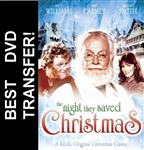 The Night They Saved Christmas DVD 1984