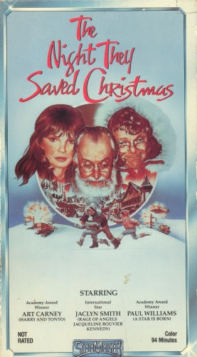 The Night They Saved Christmas DVD 1984 $8.99 BUY NOW ...