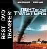 Night Of The Twisters DVD 1996