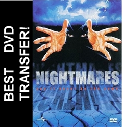 Nightmares DVD 1983