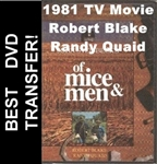 Of Mice And Men DVD 1981