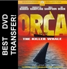 Orca The Killer Whale DVD 1977 Richard Harris
