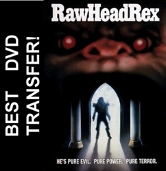 Raw Head Rawhead Rex DVD 1986