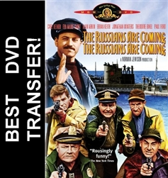 The Russians Are Coming DVD 1966