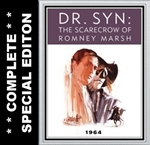 Dr. Syn The Scarecrow Of Romney Marsh DVD 1964 2 DISC SET