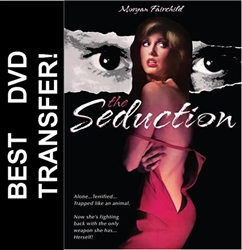 The Seduction DVD 1982 Morgan Fairchild