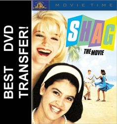 Shag The Movie DVD 1989