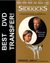 Sidekicks DVD 1992