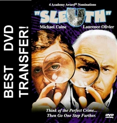 Sleuth DVD 1972