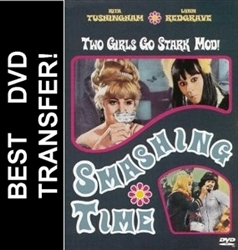Smashing Time DVD 1967