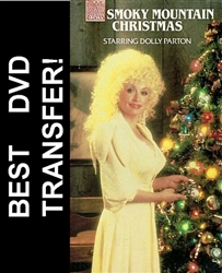 Smoky Mountain Christmas DVD 1986 Dolly Parton TV Movie