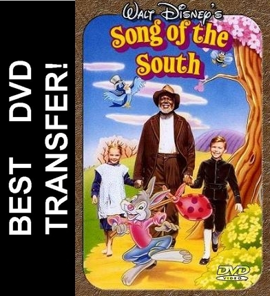 Song Of The South DVD 1946 $7.99 BUY NOW - RareDVDs.Biz  Song Of The Sou...