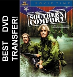 Southern Comfort DVD 1981