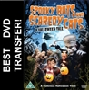 Spooky Bats And Scaredy Cats DVD 2009 Region 1 Halloween