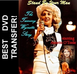 Stand By Your Man DVD 1981