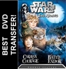 Star Wars Ewok Adventures DVD 1984
