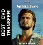 Steel Dawn DVD 1987