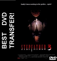 Step Father Stepfather 3 DVD 1992 Robert Wightman