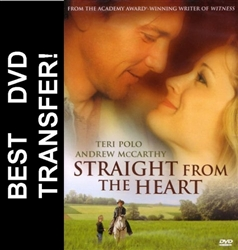 Straight From The Heart DVD 2003