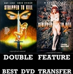Stripped To Kill 1 I & 2 II DVD 1987