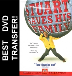 Stuart Saves His Family DVD 1995