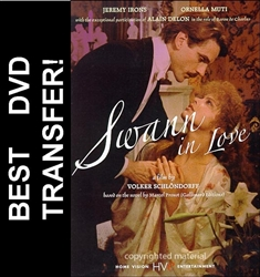 Swann In Love DVD 1984