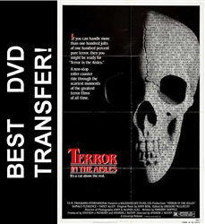 Terror In The Aisles DVD 1984