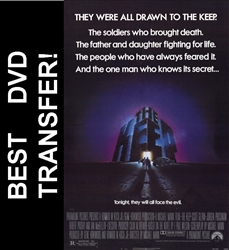 The Keep DVD 1983