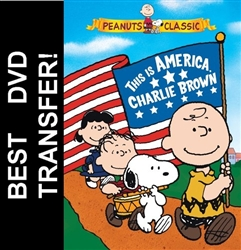 This Is America Charlie Brown DVD 1988