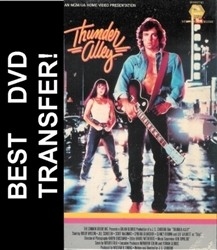 Thunder Alley DVD 1985