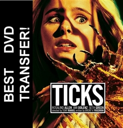Ticks DVD 1993