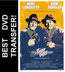 Tough Guys DVD 1986
