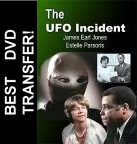 The UFO Incident DVD 1975