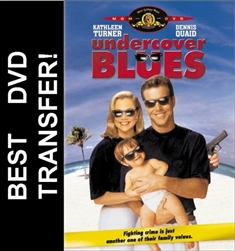 Undercover Blues with Dennis Quaid & Kathleen Turner 1993