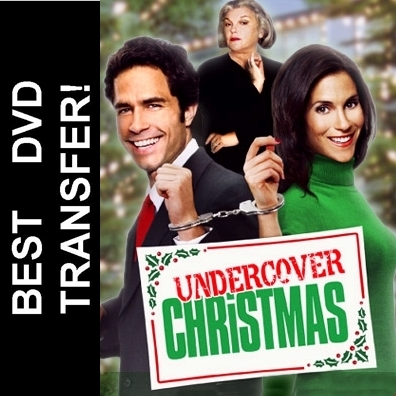 undercover christmas dvd 2003 larger photo email a friend - Undercover Christmas