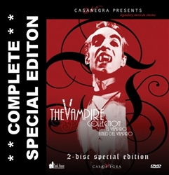 The Vampire El Vampiro Collection DVD 1957