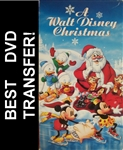 A Walt Disney Christmas DVD 1982