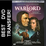 The Warlord War Lord DVD 196