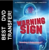 Warning Sign DVD 1985