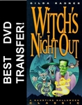 Witch's Night Out DVD 1978