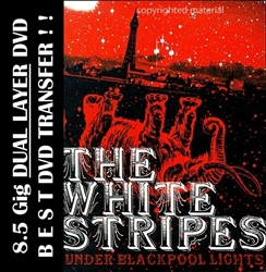 The White Stripes Under Black Pool Lights DVD 2004