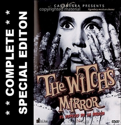 The Witch's Mirror DVD 1962