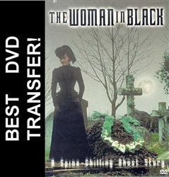 The Woman In Black DVD 1989