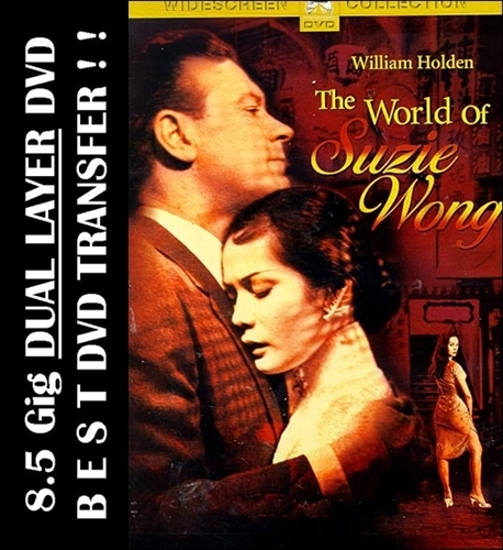the world of suzie wong dvd 1960 william holden 699 buy